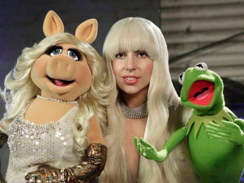 Lady Gaga releases sneak peak of Lady Gaga & The Muppets' Holiday Spectacular
