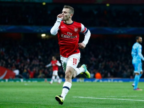 Jack Wilshere scores 33-second goal as Arsenal face Marseille