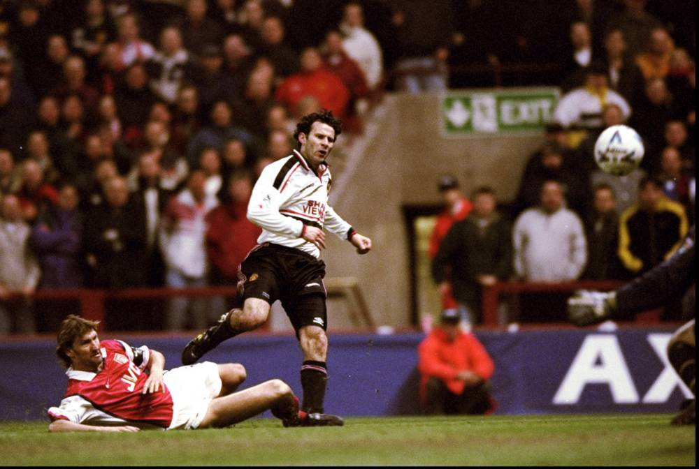 Ryan Giggs at 40: Magic memories of the Welsh wizard who's been thrilling us since 1991
