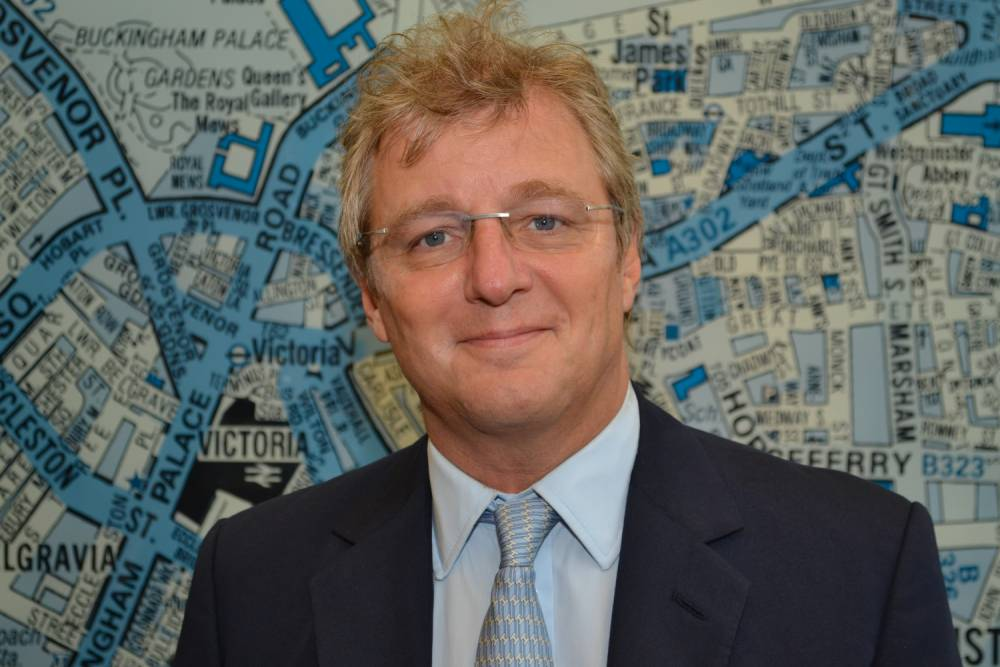 Ed Mead: I don't care about property prices – I want to see turnover