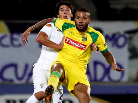 Bebe makes strong claim for Miss of the Season award with Europa League howler