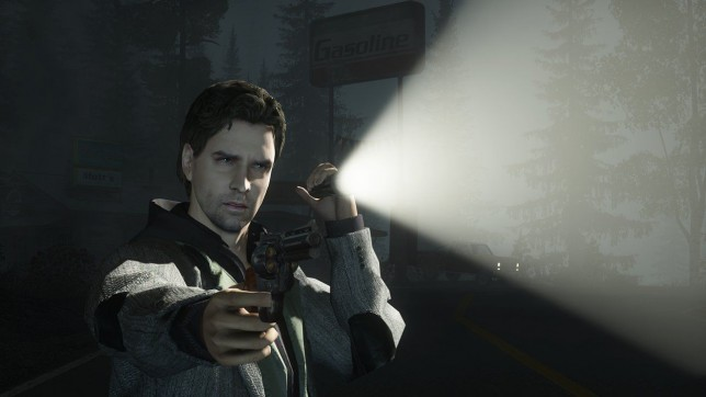 Alan Wake - one of the Xbox 360's best