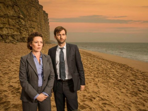 Good news, Broadchurch fans: David Tennant and Olivia Colman will both be back for season two
