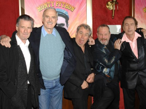 And now for something completely different: Monty Python team to reunite 'for stage show'