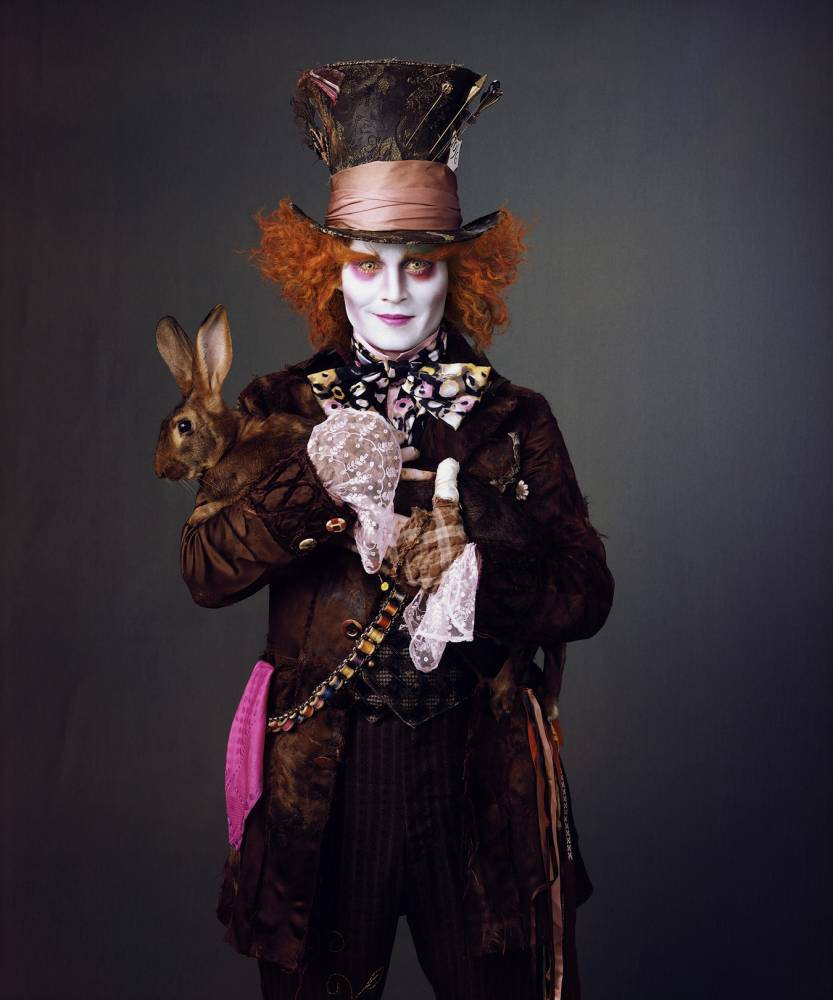 Johnny Depp to go back down the rabbit hole to play Mad Hatter once again in Alice In Wonderland 2
