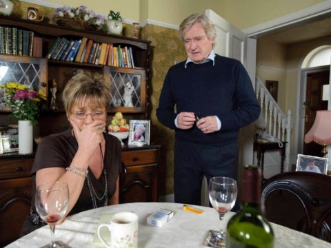 Anne Kirkbride 'pining for Bill Roache on Coronation Street set'