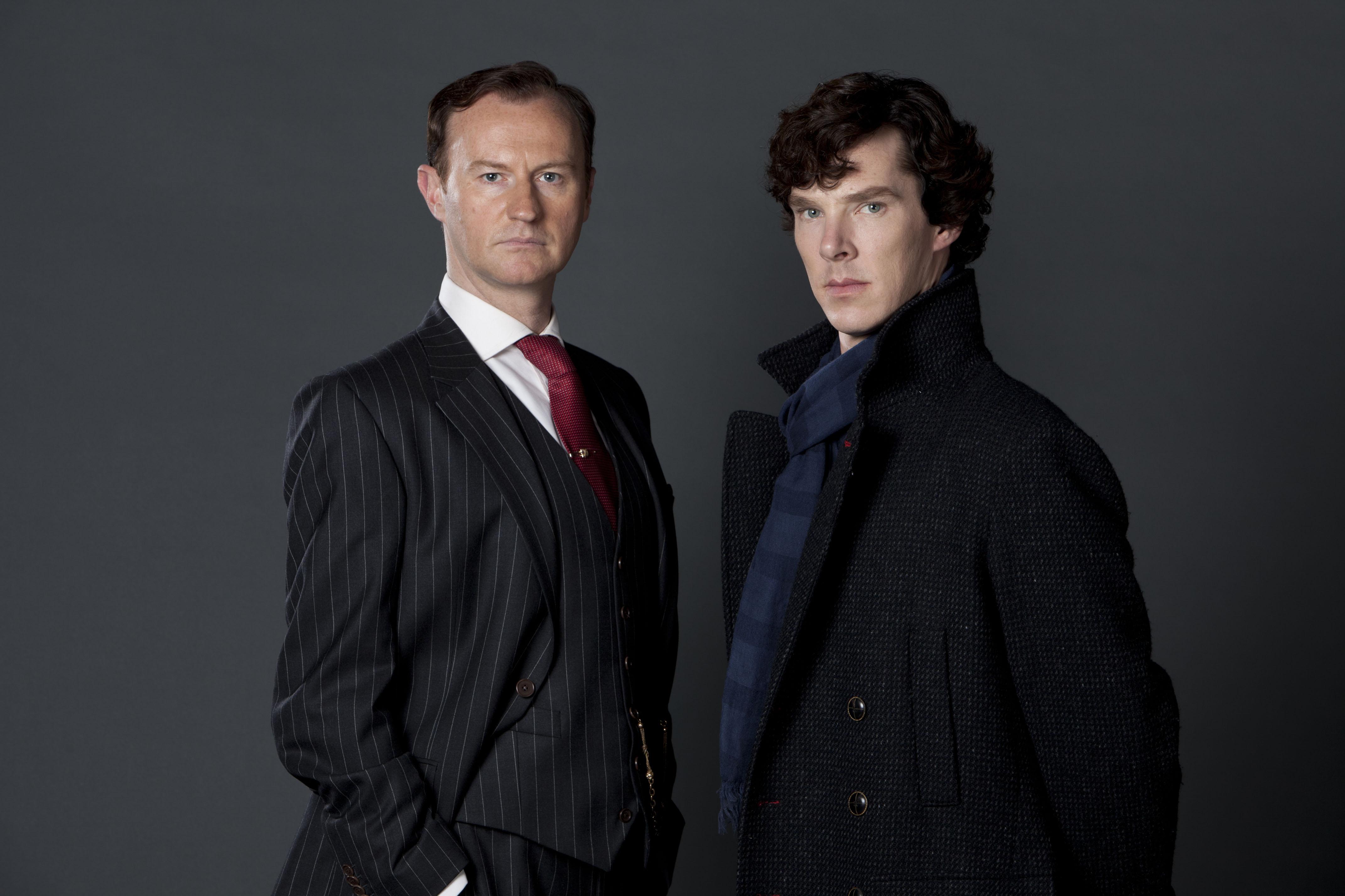 Sherlock: Gunpowder, Mycroft and Plot
