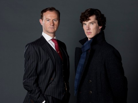 Sherlock: Gunpowder, Mycroft and Plot