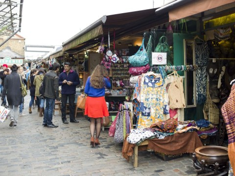 Camden markets 'under threat' from HS2 rail link