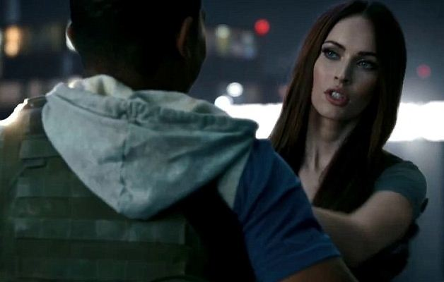 Megan Fox makes cameo in Call of Duty: Ghosts trailer as a sniper