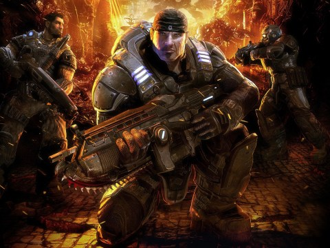 Microsoft buys rights to Gears Of Wars franchise
