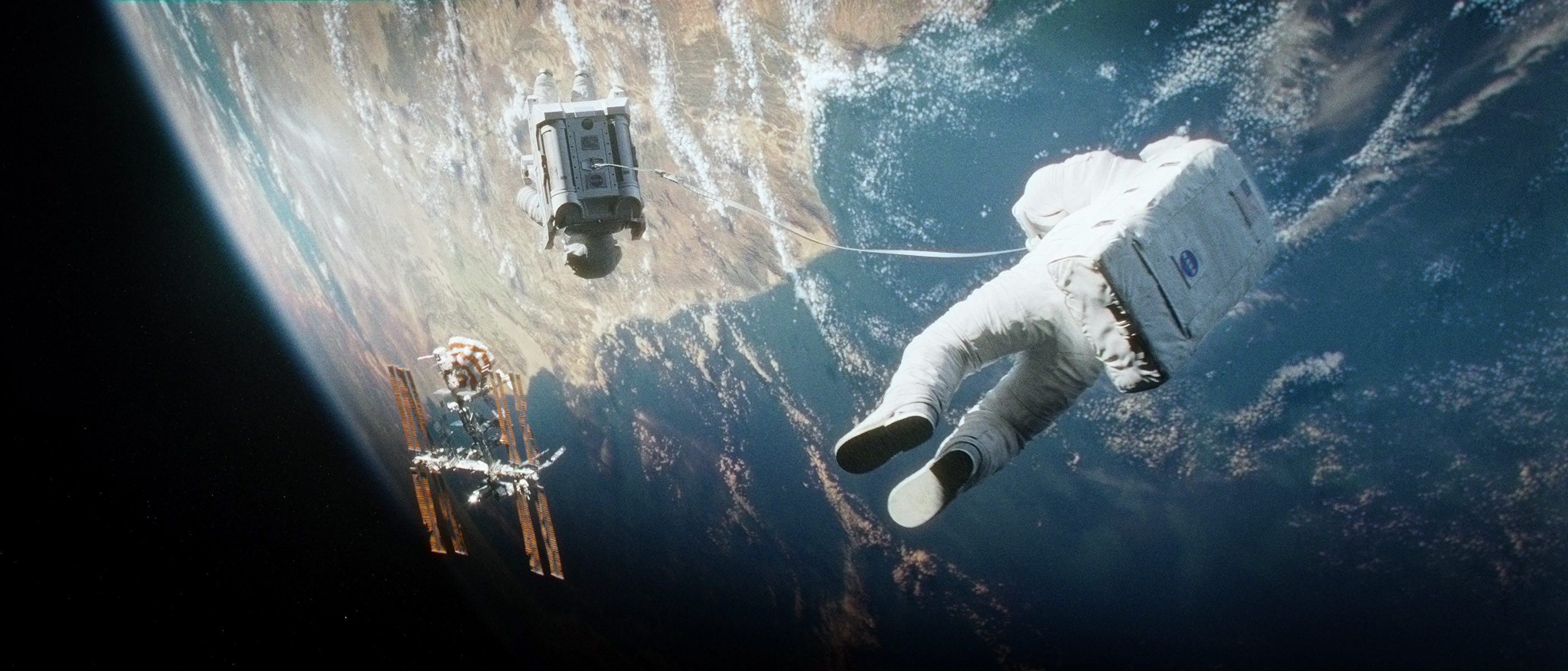 Gravity set for visual effects Oscar as nominations are revealed