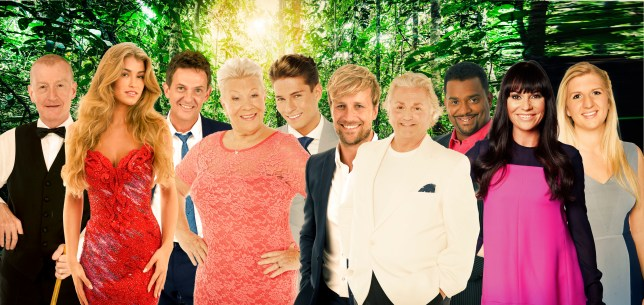 I'm A Celebrity...Get Me Out Of Here! launches tonight (Picture: ITV)