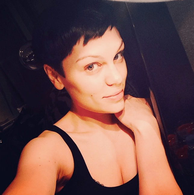Jessie J Dyes Blonde Hair Back To Natural Colour Of Black In Instagram Picture Metro News