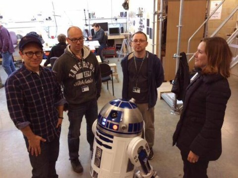 R2-D2 confirmed for Star Wars Episode 7