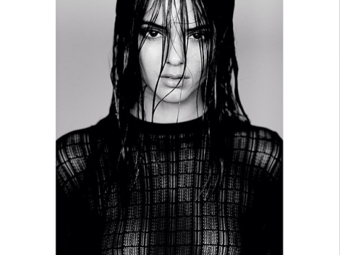 Kendall Jenner shocks fans with racy modelling shoot