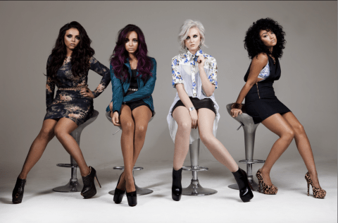 Little Mix: We'd strip if we had a body like Rihanna or Miley Cyrus