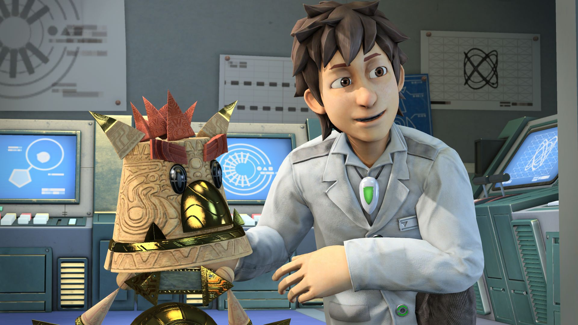 Knack (PS4) – thankfully Mark Cerny is better at making consoles than he is games