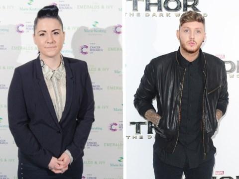 Face Off: James Arthur v Lucy Spraggan – the former X Factor stars lock horns