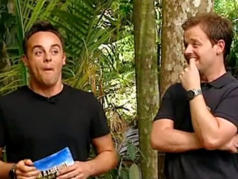 Ant and Dec's top facial expressions during I'm A Celebrity… Get Me Out Of Here