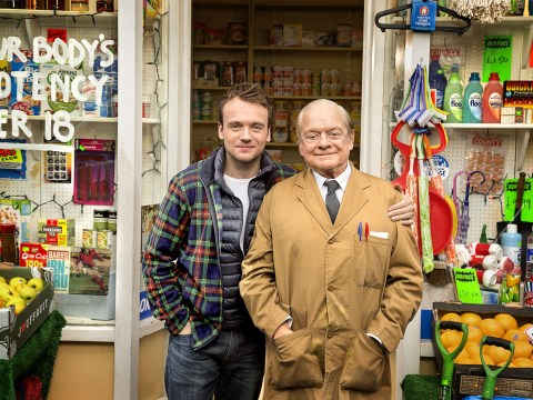 Still Open All Hours to return for full series, much to Sir David Jason's 'delight'