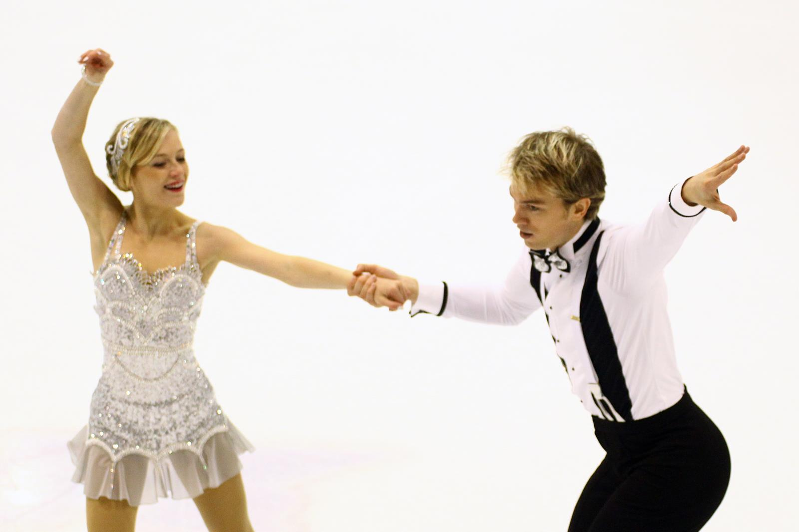 Nick Buckland and Penny Coomes ice skating blog: Bouncing back from a heart procedure