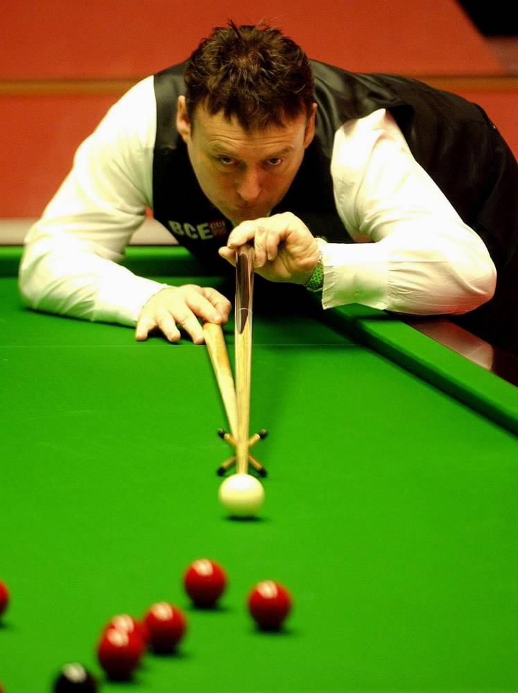 Jimmy White battles to first round victory at UK Championship
