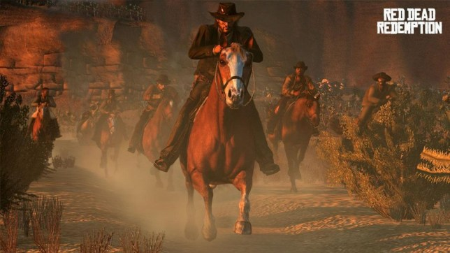 Red Dead Redemption - no word of a sequel at E3