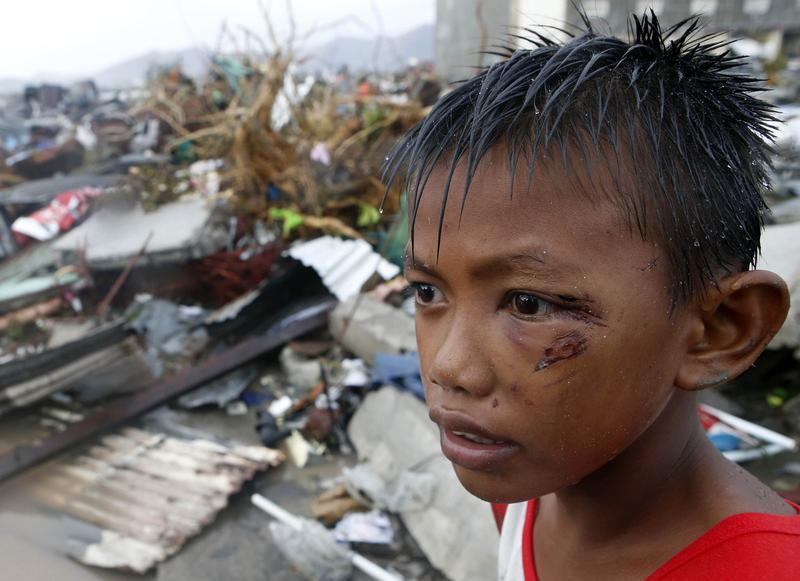 Haiyan aid agencies merit support, sympathy and, with respect, future scrutiny