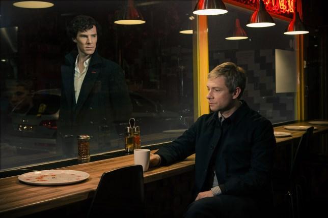 Sherlock series 3 image
