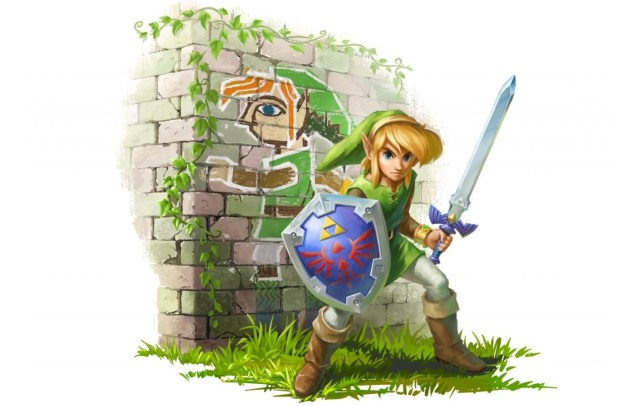 The Legend Of Zelda: A Link Between Worlds - one of the year's best
