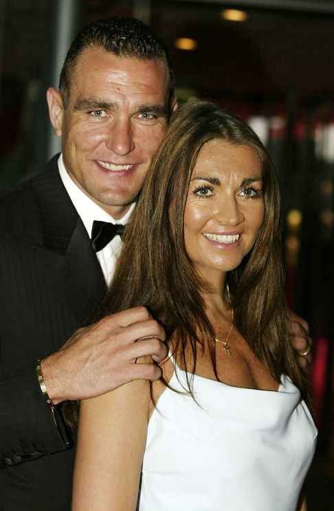 Vinnie Jones reveals he and his wife are battling skin cancer