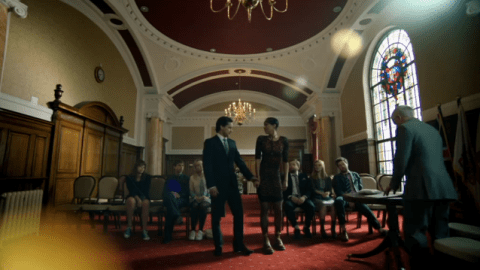 Fresh Meat series 3, episode 2: Vod gets married and Kingsley struggles to maintain two relationships