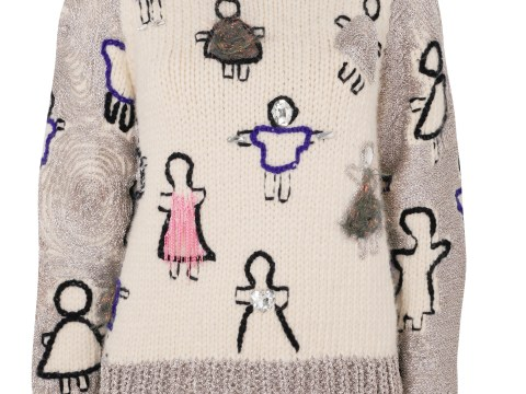 Christmas Jumper Day 2013: 14 designer knits you could get your mitts on