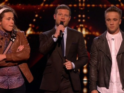 The X Factor 2013 results, week 6 – should Sam Callahan have been sent home?