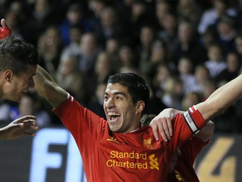 Luis Suarez heads to Arsenal… to pick up special fans award