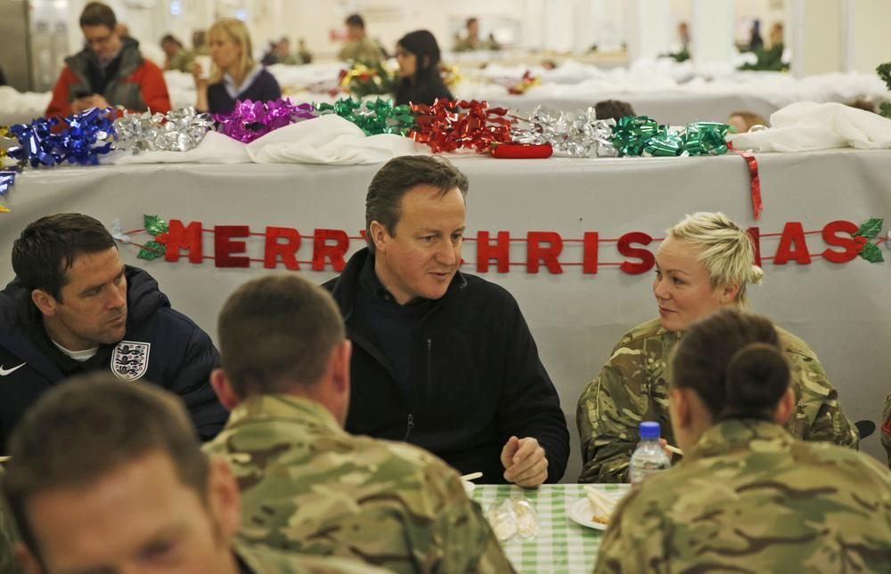 Uncomfortable flight to Camp Bastion is a humbling experience