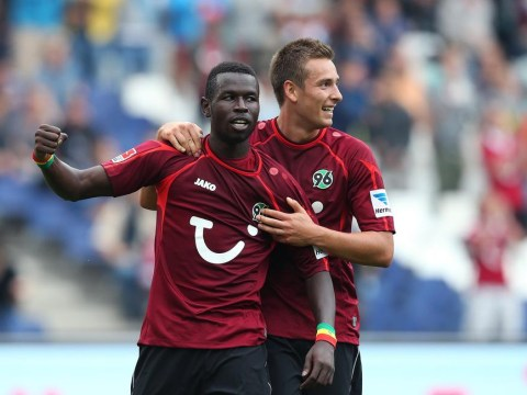Stoke City may move for Hannover striker Mame Biram Diouf again in January