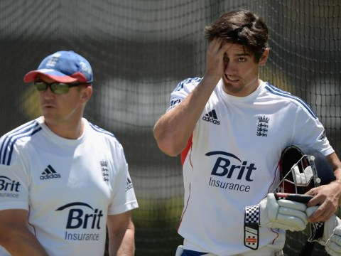 The Ashes 2013-14: Alastair Cook says blame England's players for Ashes defeat – not Andy Flower