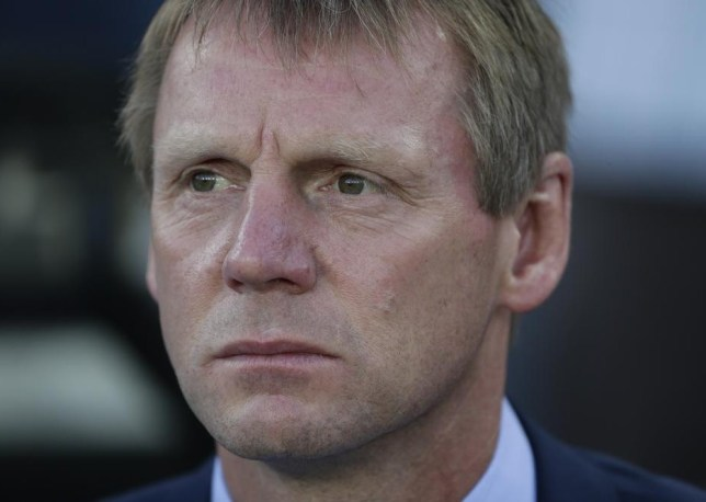 Stuart Pearce could take over at Hillsborough (Picture: AP)