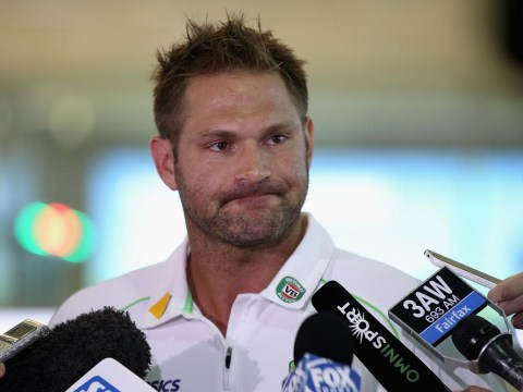 Australia's Ryan Harris stumped after drunken Twitter rant