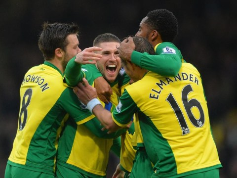 Norwich City edge further away from trouble with point from Swansea City clash