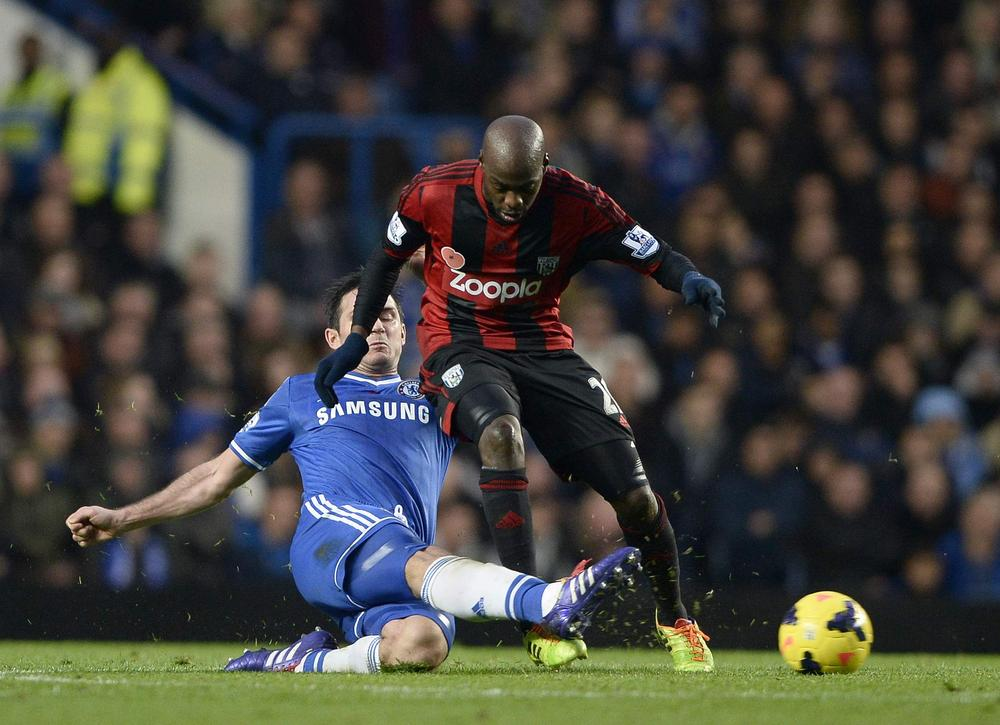 Youssouf Mulumbu's top club ambitions can be realised at West Brom, says Steve Clarke