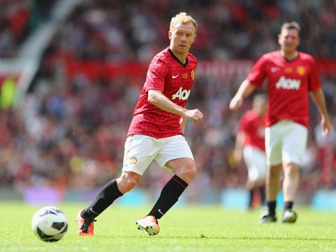 Oldham consider cheeky bid to bring Paul Scholes out of retirement