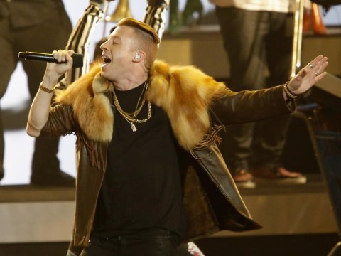Macklemore apologises to Kendrick Lamar for Grammy win: 'You got robbed. I wanted you to win'
