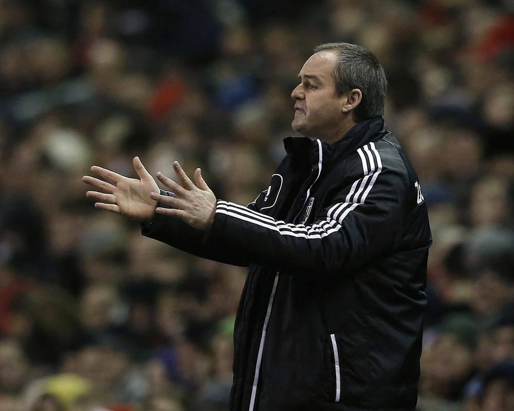 Should West Brom have sacked director of football Richard Garlick instead of Steve Clarke ?