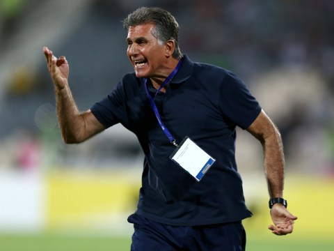 Carlos Queiroz: I 'absolutely' want to be the new Tottenham manager