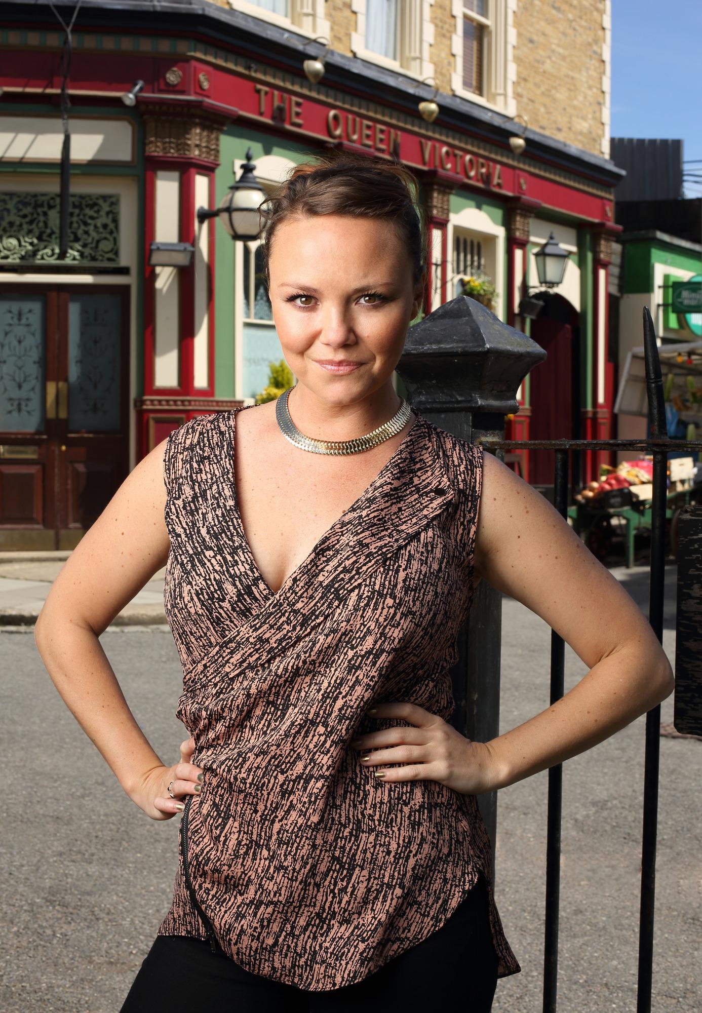 EastEnders Christmas special 2013: Janine Butcher