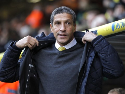 Norwich must beat West Brom or Chris Hughton will face the sack