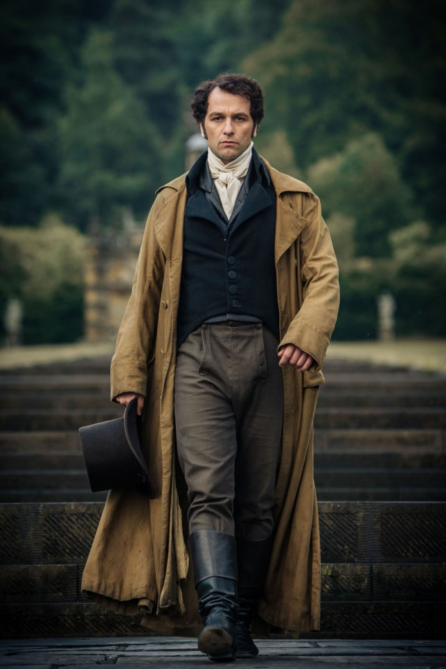 Death Comes to Pemberley: What, if anything, is Mr Darcy hiding?